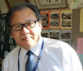 Mr Ueda - Head Teacher