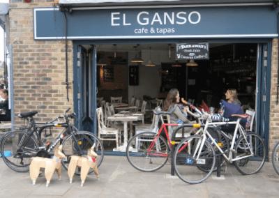 DOG and El Ganso
