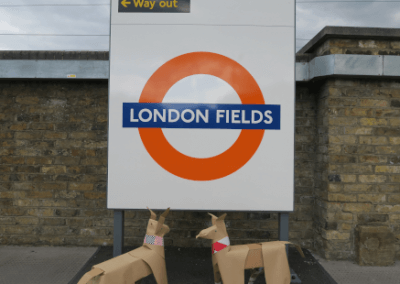 DOG at London Fields