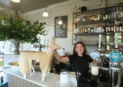 DOG loves Camden Pale Ale