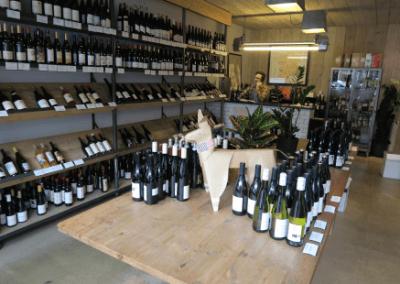 DOG loves vintage wine