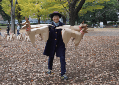 Akane and her DOGs
