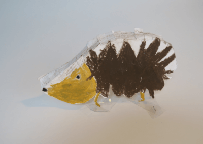 Gekkohara Hedgehog