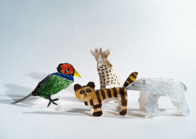 Oaklands Group of Animals
